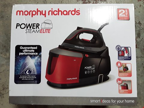 Lot 308 MORPHY RICHARDS POWER STEAM ELITE IRON