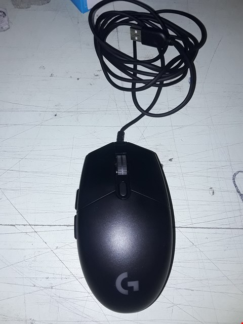 Lot 7 LOGITECH G203 CUSTOMISING WIRED GAMING MOUSE