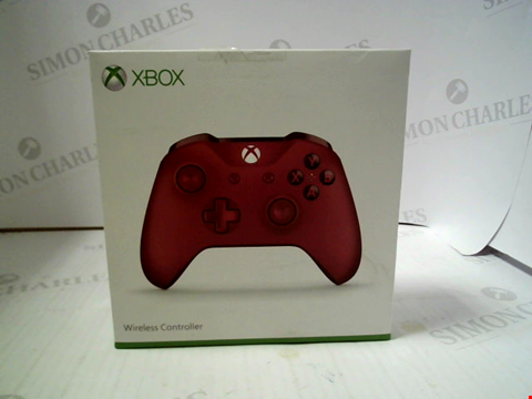 Lot 3099 XBOX WIRELESS CONTROLLER - RED