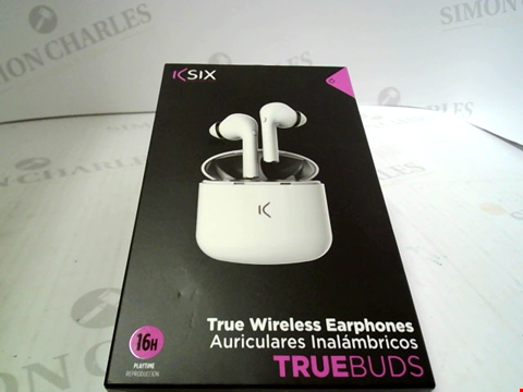 Lot 350 BRAND NEW KSIX TRUEBUDS TRUE WIRELESS EARPHONES