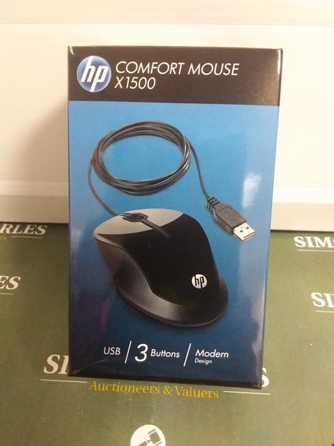 Lot 1097 HP COMFORT MOUSE X1500