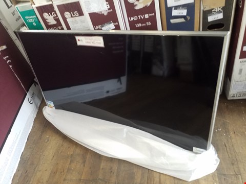 "Lot 1139 LG UHD TV 50""  THIN Q ( DAMAGED )"