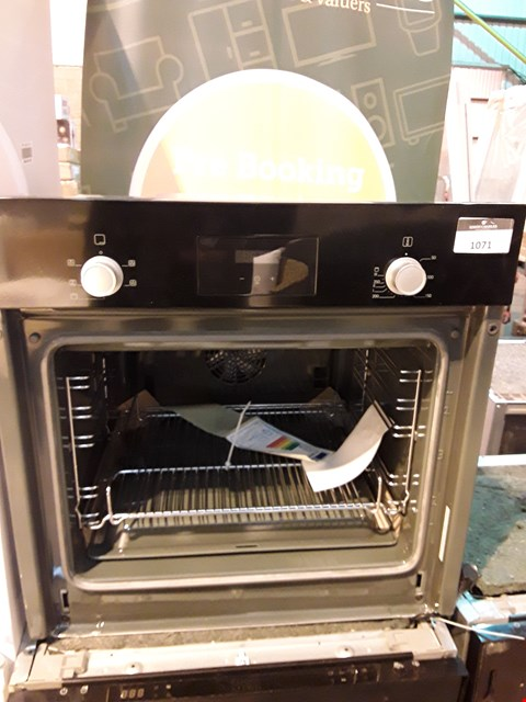 Lot 1071 BOSCH INTEGRATED ELECTRIC FAN OVEN HHF113B.OB