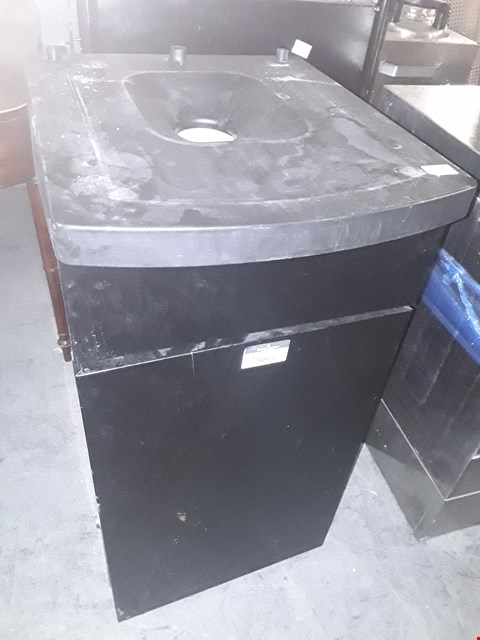 Lot 27 BOTTLED DRINKING WATER FOUNTAIN CABINET