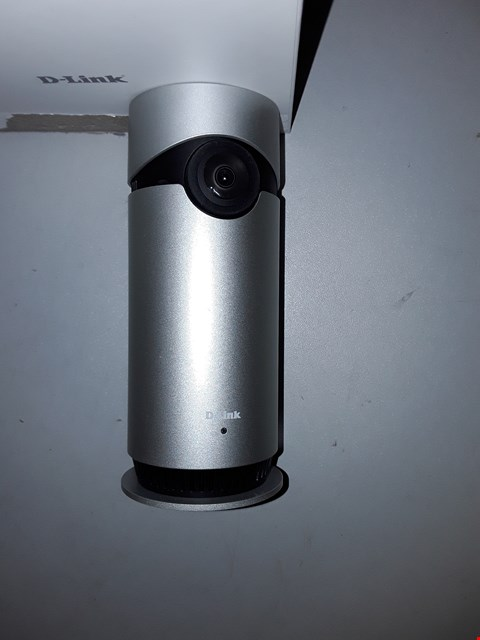 Lot 1031 D-Link Omna Security Camera Apple Homekit Silver
