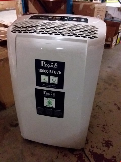 Lot 125 DELONGHI PINGUINO SILENT AIR CONDITIONER