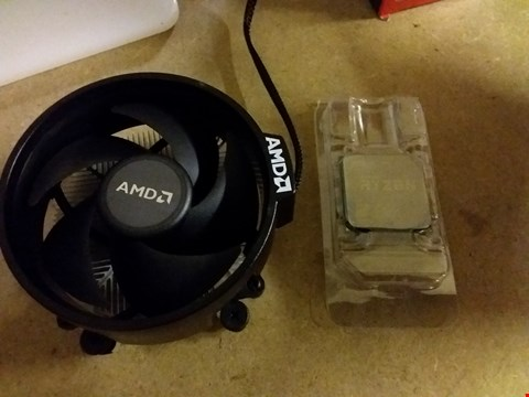 Lot 5 AMD RYZEN 5 2600 PROCESSOR