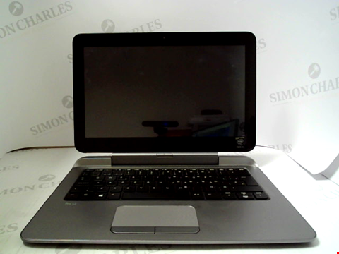Lot 251 HP WINDOWS TABLET WITH DETACHABLE KEYBOARD