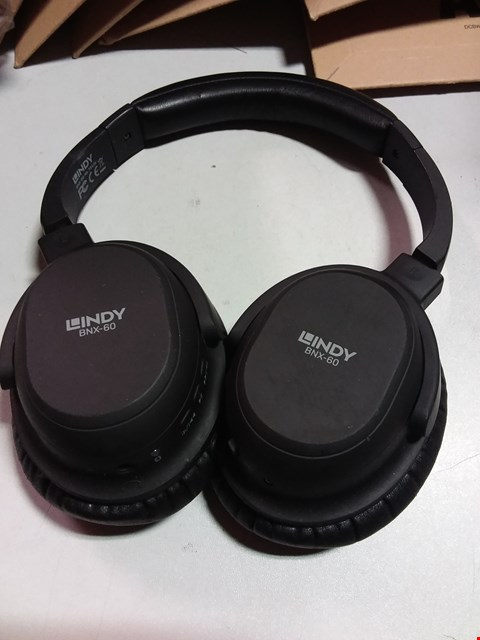Lot 12217 LINDY BNX-60 AUDIO HEADSET