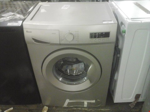 Lot 15 SWAN SW2023S SILVER 6KG 1200 SPIN WASHING MACHINE RRP £282