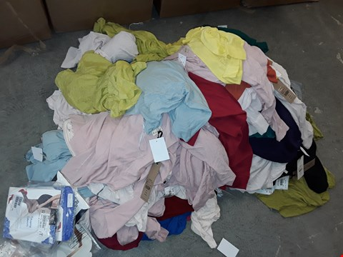 Lot 307 LOT OF APPROXIMATELY 106 ASSORTED CLOTHING ITEMS TO INCLUDE TO INCLUDE BOXED CONTROL WEAR
