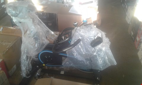 Lot 4008 LEAN CYCLE TRAINER WITH SPRING MOTION