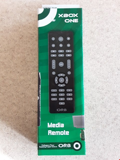 Lot 123 BRAND NEW BOXED ORB XBOX ONE MEDIA REMOTE