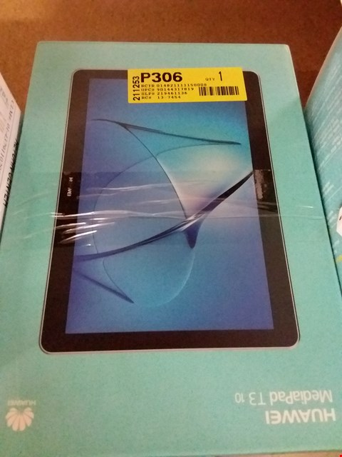 Lot 1419 HUAWEI T3 MEDIAPAD TABLET