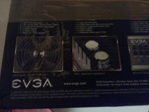 Lot 448 EVGA 850 GQ POWER SUPPLY