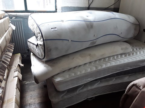 Lot 2186 PALLET OF APPROXIMATELY 5 ASSORTED MATTRESSES