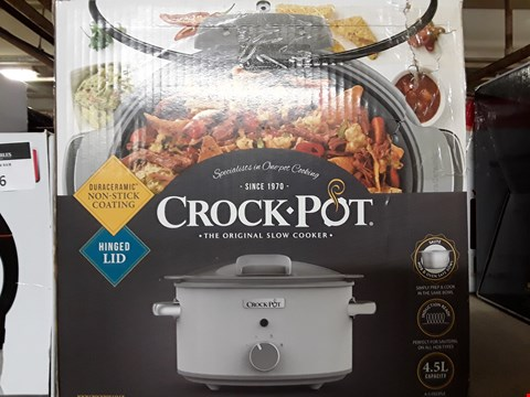 Lot 457 CROCKPOT SLOW COOKER