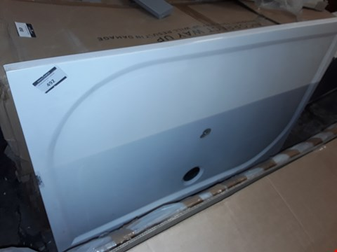 Lot 492 RECTANGULSR LOW PROFILE SHOWER TRAY