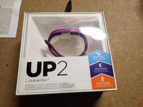 Lot 953 UP2 BY JAWBONE WIRELESS ACTIVITY AND SLEEP TRACKER