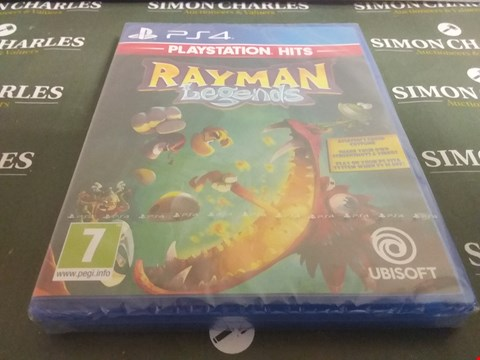 Lot 1061 RAYMAN LEGENDS PLAYSTATION 4 GAME