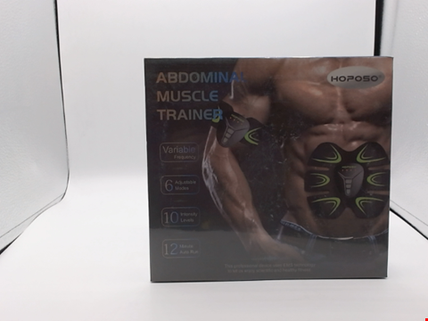 Lot 3530 HOPOSO ABDOMINAL MUSCLE TRAINER