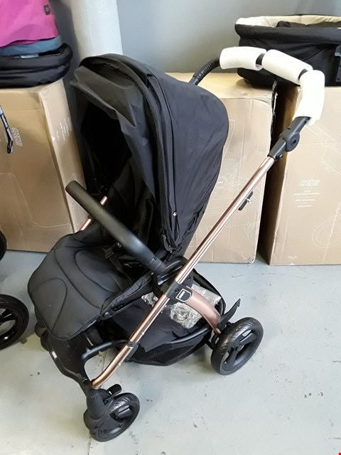 Lot 307 BOXED MAMA'S AND PAPAS SOLA2 STROLLER AND CARRYCOT