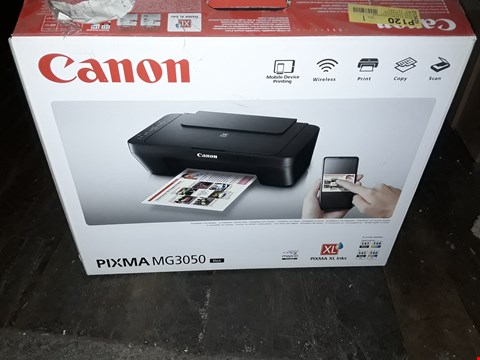 Lot 8049 CANON PIXMA MG3050 PRINTER