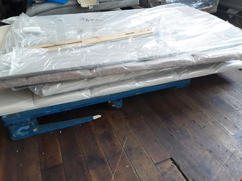 Lot 7066 PALLET OF ASSORTED FABRIC HEADBOARDS