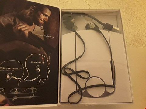 Lot 4077 JAYBIRD X3 WIRELESS SPORT HEADPHONES
