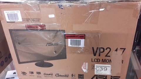 Lot 11 ASUS VP247 LCD MONITOR