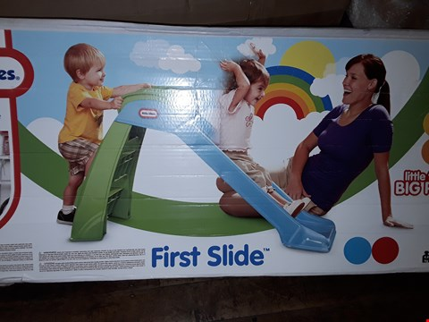 Lot 490 GRADE 1 LITTLE TIKES MY FIRST SLIDE RRP £45