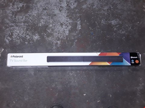 Lot 1320 POLAROID BLUETOOTH TV SOUNDBAR