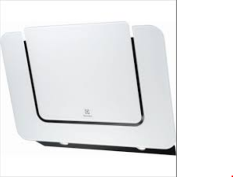 Lot 80 ELECTROLUX EFV55464OW WHITE COOKER HOOD RRP £450
