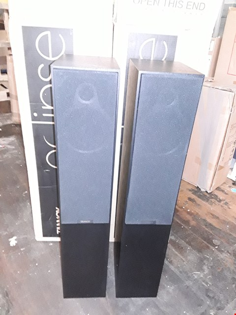 Lot 8078 BOXED PAIR OF TANNOY ECLIPSE TWO LOUDSPEAKERS