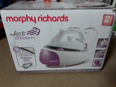 Lot 3256 MORPHY RICHARDS JET STEAM IRON