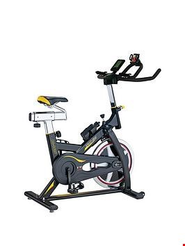 Lot 247 BODY SCULPTURE PRO RACING STUDIO BIKE (1 BOX) RRP £409.99