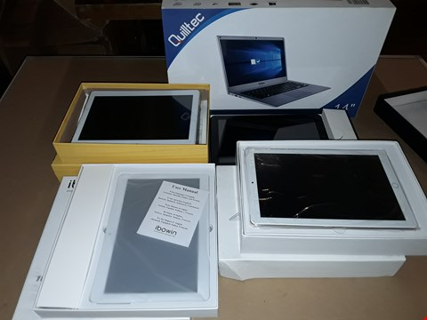 Lot 22 LOT OF 6 ASSORTED BOXED TABLETS IN VARIOUS SIZES