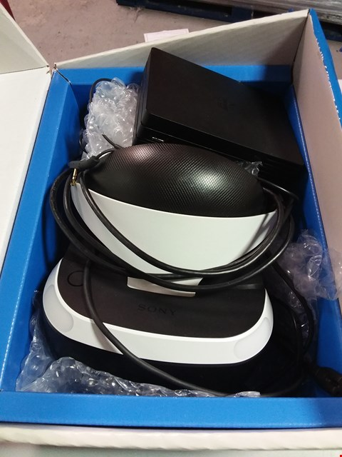Lot 12208 PLAYSTATION VR STARTER PACK (PS4)