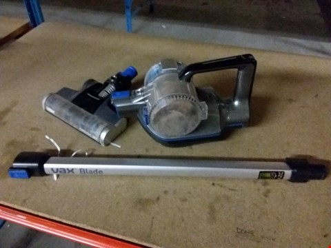 Lot 108 VAX BLADE CORDLESS VACUUM CLEANER