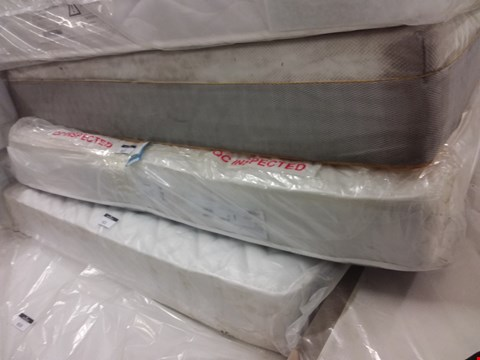 Lot 612 BAGGED AIRSPRUNG 135CM MATTRESS