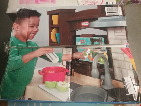 Lot 2036 LITTLE TIKES COOK N LEARN KITCHEN RRP £189.99