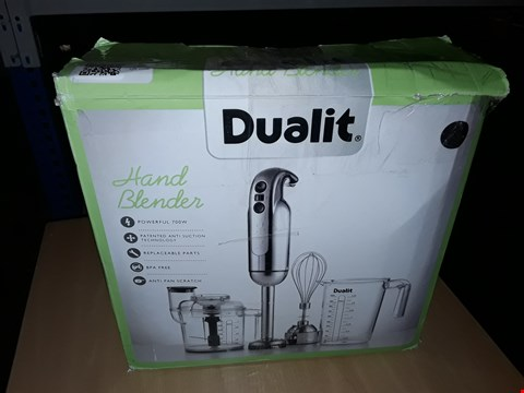 Lot 575 DUALIT HAND BLENDER