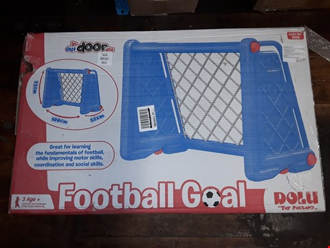 Lot 1737 GRADE 1 DOLU FOOTBALL GOAL RRP £35