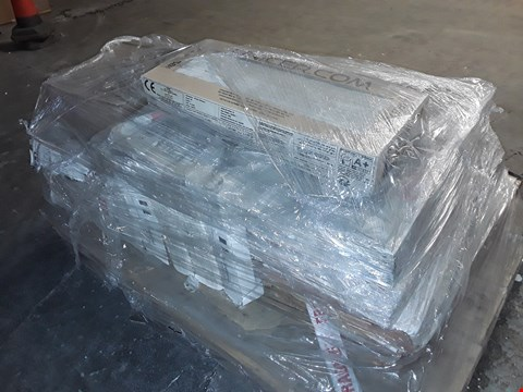 Lot 212 PALLET OF ASSORTED TILES