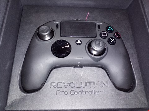 Lot 7182 SONY PLAYSTATION 4 REVOLUTION PRO CONTROLLER  RRP £120