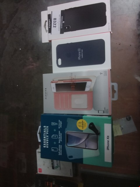 Lot 8322 A LOT OF FOUR PHONE CASES