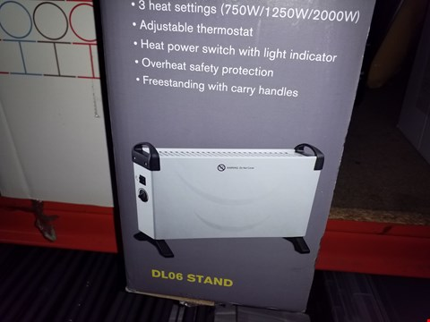 Lot 11654 2KW CONVECTOR HEATER