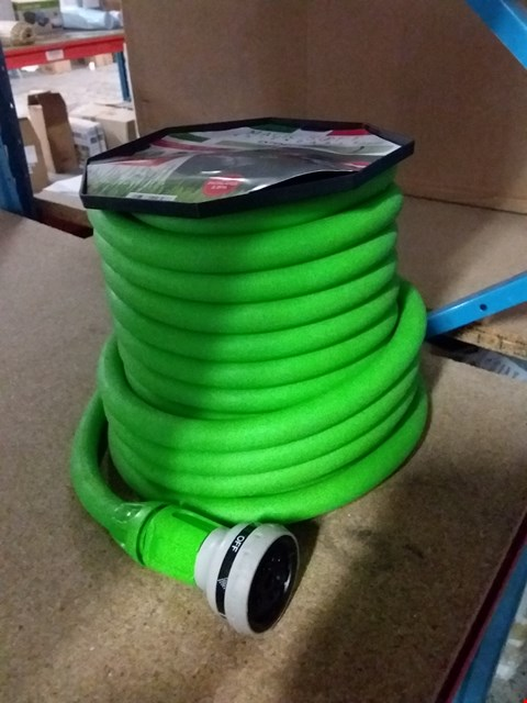 Lot 14213 LOT OF 2 X 40M MAGIC HOSE GARDEN HOSES