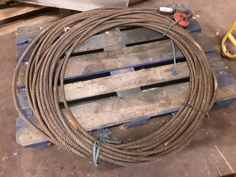 Lot 2003 WIRE ROPE 1600Kg  × 50M