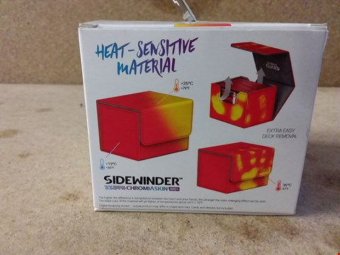 Lot 267 SIDEWINDER ULTIMATE GUARD - HEAT SENSITIVE MATERIAL